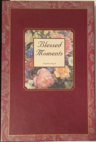 9780785336068: Blessed Moments Photo Album with a Beautiful Case