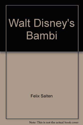 9780785336488: Walt Disney's Bambi