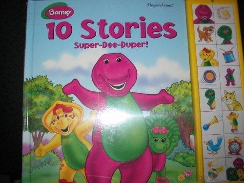 9780785337171: Barney (10 Stories, Super-Dee-Duper)
