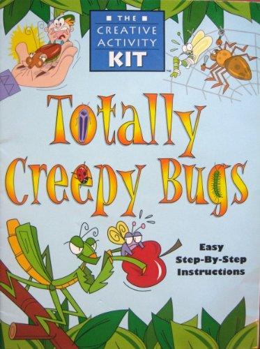 9780785338628: Totally Creepy Bugs the Creative Activity Kit