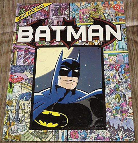 Look and Find Batman: Joe Edkin