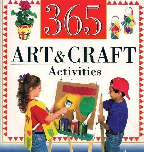 9780785340713: 365 art & craft activities
