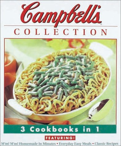 9780785341918: Campbell's Collection: 3 Cookbooks in 1
