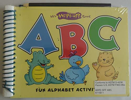 My Wipe-Off Book A B C Fun: Publications International,Ltd.; Patrick
