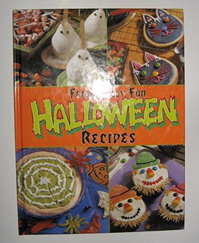9780785342175: Frightfully Fun Halloween Recipes