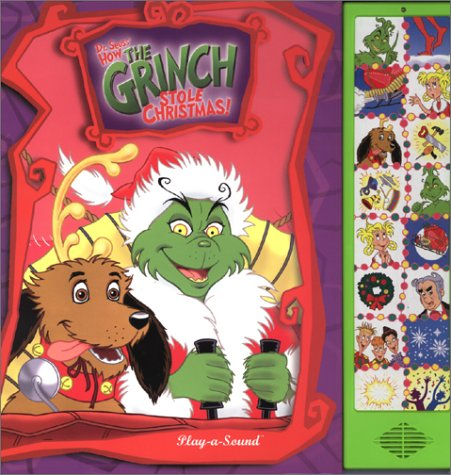 9780785342632: How the Grinch Stole Christmas Play-a-Sound Book