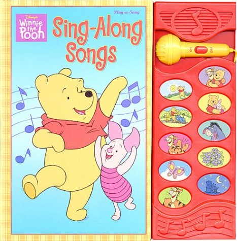 songs about winnie the pooh