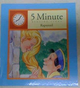 9780785342946: Rapunzel (5 Minute Bedtime Story)