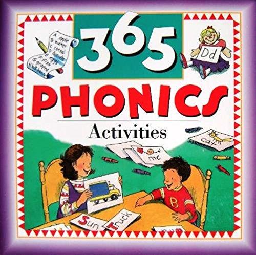 9780785343998: 365 Phonics Activities