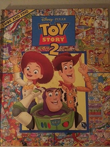9780785344087: Toy Story 2 (Look and Find)