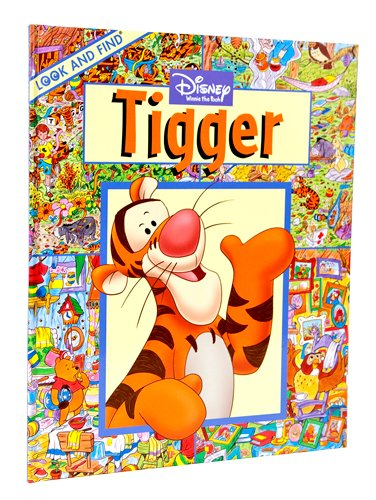 Tigger (Look and Find Books): Lynne Suesse, Deborah Upton