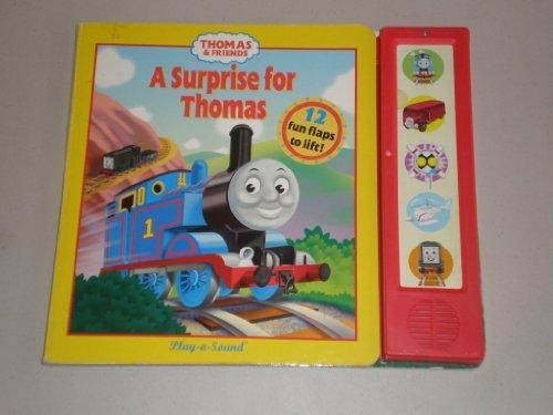 A Surprise for Thomas (Thomas the Tank Engine) (Play-a-Sound): Deborah Upton