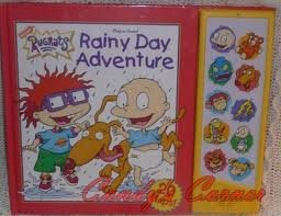 Nickelodeon Rugrats Rainy Day Adventure (Play-a-Sound): Charles Hofer