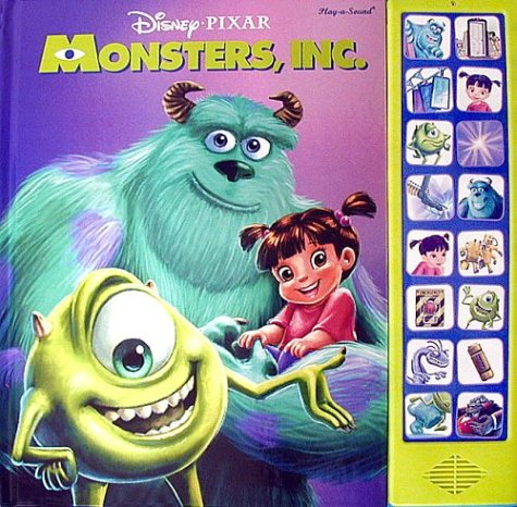9780785348610: Monsters, Inc.
