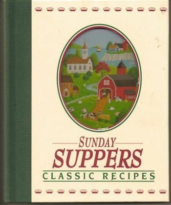 9780785351658: Sunday Suppers Classic Recipes