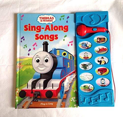 9780785352471: Thomas Sing Along Songs