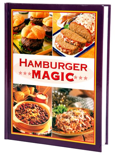 9780785354932: Hamburger Magic Cookbook