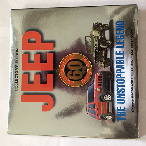 9780785355625: Jeep: The unstoppable legend