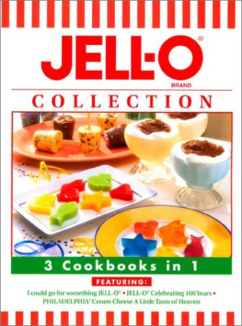 9780785355847: Jello Collection 3 Cookbooks in 1 (Featuring: I could go for something Jello Celebrating 100 Years)