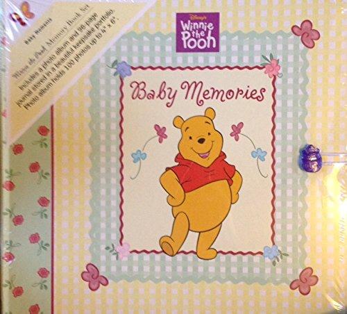 Winnie the Pooh: Baby Memories Book Set (Disney's): A.A. Milne et al