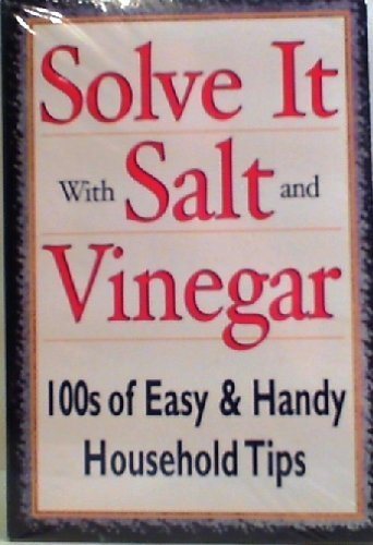 9780785360575: Solve It with Salt and Vinegar