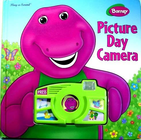9780785360704: Barney Picture Day Camera (Play-a-Sound)
