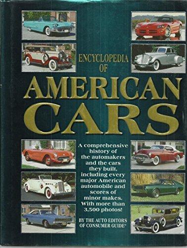 9780785362753: Encyclopedia of American Cars