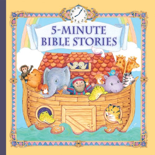 9780785362968: 5 Minute Bible Stories