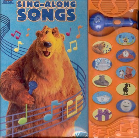 9780785364030: Bear in the Big Blue House (Sing Along)