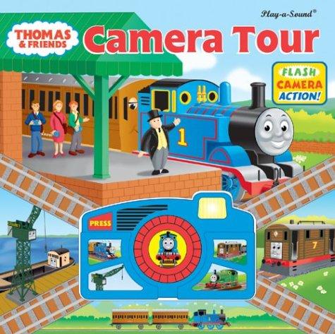 9780785364146: Thomas the Tank Engine: Camera Tour (Interactive Sound Book)