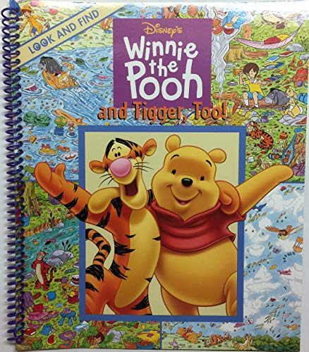 9780785367819: Disney's Winnie the Pooh and Tigger, Too!