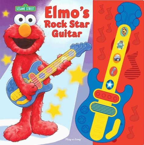 9780785370062: Elmo's Rock Star Guitar (Interactive Music book)