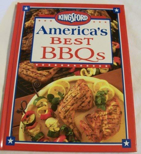Kingsford America's Best BBQ's: Nichelson, Dorothy and Walker, Charolotte (Recipe ...