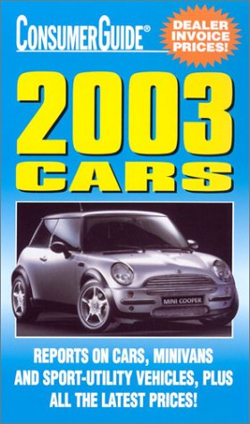 9780785372776: 2003 Cars (CONSUMER GUIDE: CARS)