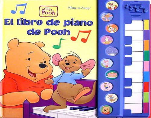 9780785373544: El libro de piano de Pooh (Libros ElectrÛnicos de Winnie the Pooh)