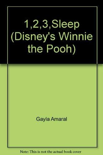 1,2,3,Sleep (Disney's Winnie the Pooh): Amaral, Gayla