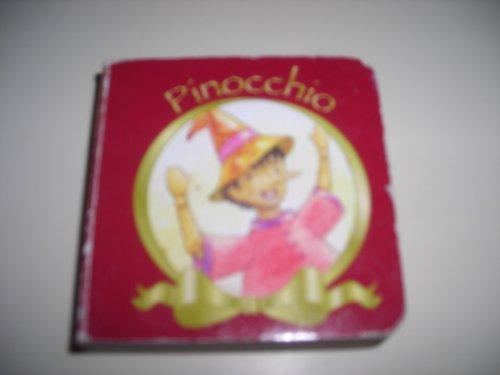 9780785374503: Pinocchio (MINI BOARD BOOK)