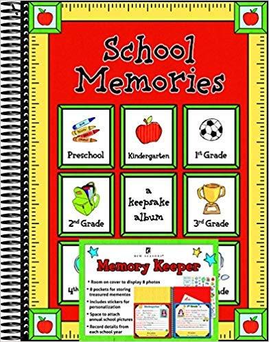 9780785374824: School Years Memory Keeper