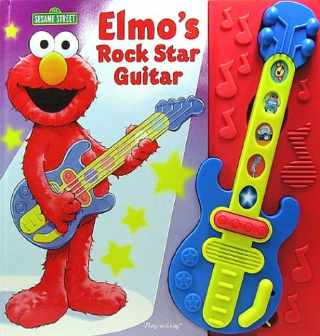 9780785376576: Elmo's Rock Star Guitar