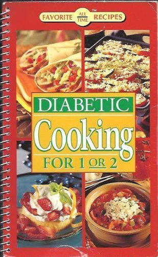 9780785376590: Diabetic Cooking For 1 or 2