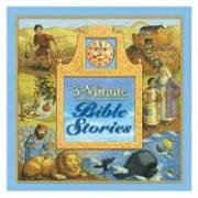 9780785378204: 3 Minute Bible Stories