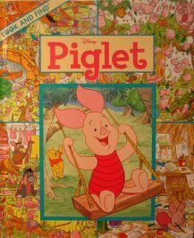 9780785379171: Piglet (Look and find)