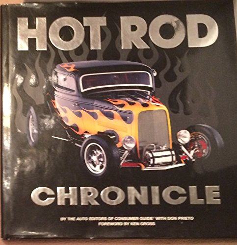9780785379904: Hot Rod Chronicle