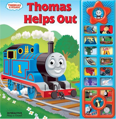 9780785380733: Thomas the Tank Engine: Thomas Helps Out (Interactive Sound Book) (Interactive Play-A-Sound)