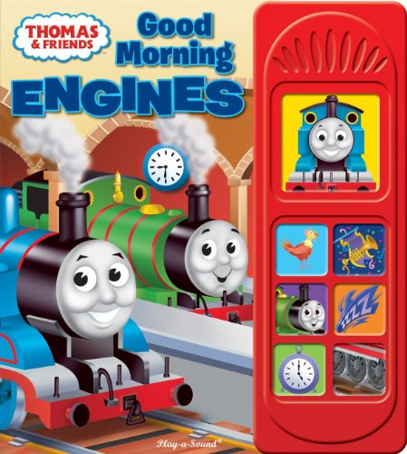 9780785382829: Thomas the Tank Engine - Good Morning Engines (Little Sound Books)