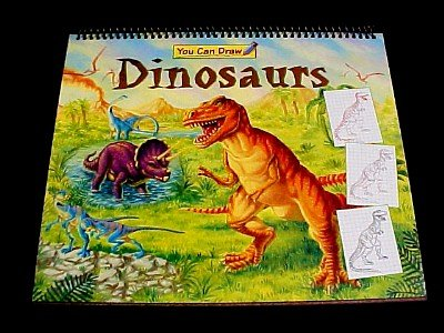 9780785383017: You Can Draw Dinosaurs