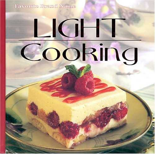 9780785383086: Favorite Brand Name Light Cooking