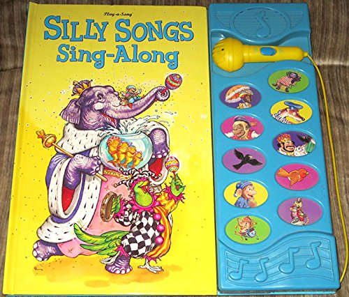 9780785383321: Play-a-Song Silly Songs Sing-Along Book!