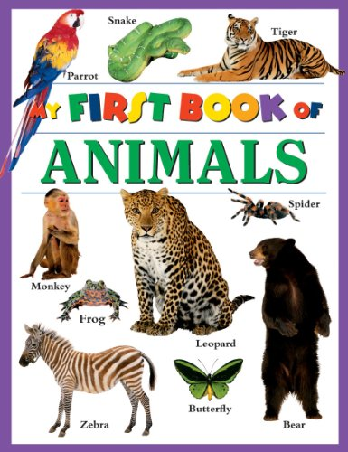 My First Book of Animals (0785383727) by Monica Harris