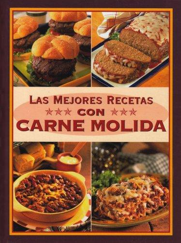 9780785384861: Las Mejores Recetas Con Carne Molida (Spanish Edition)